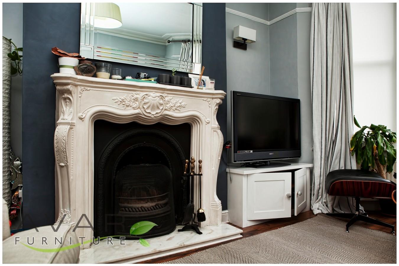 Alcove Units Ideas Gallery 7 North London Uk Avar Furniture Regarding Bespoke Tv Cabinet (Image 1 of 15)