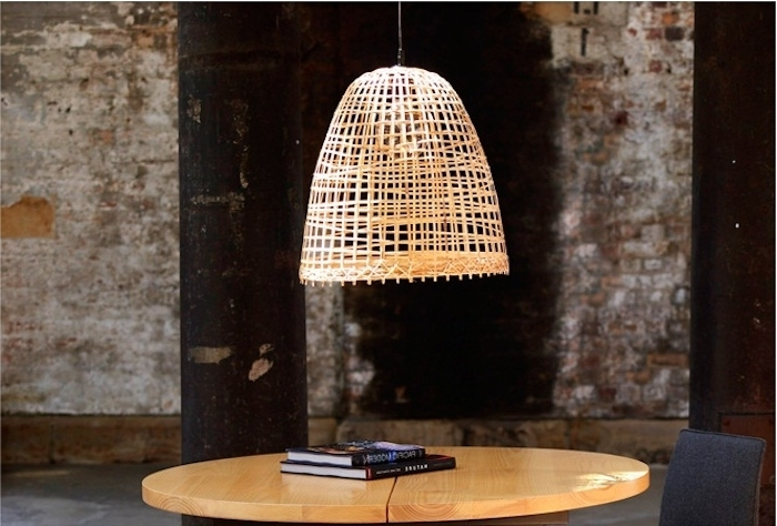 Amazing Brand New Chicken Wire Pendant Lights Inside Large Chicken Wire Pendant Light Facbooik (Image 1 of 25)