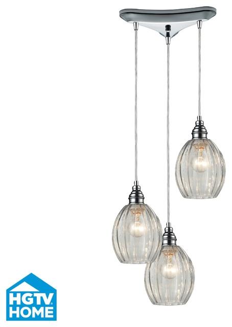 Amazing Deluxe 3 Light Pendants With 3 Light Pendant Hbwonong (Image 1 of 25)