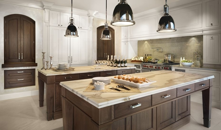 Amazing Deluxe Benson Pendant Lights With Traditional Kitchen With Custom Hood Pendant Light Zillow Digs (Image 1 of 25)