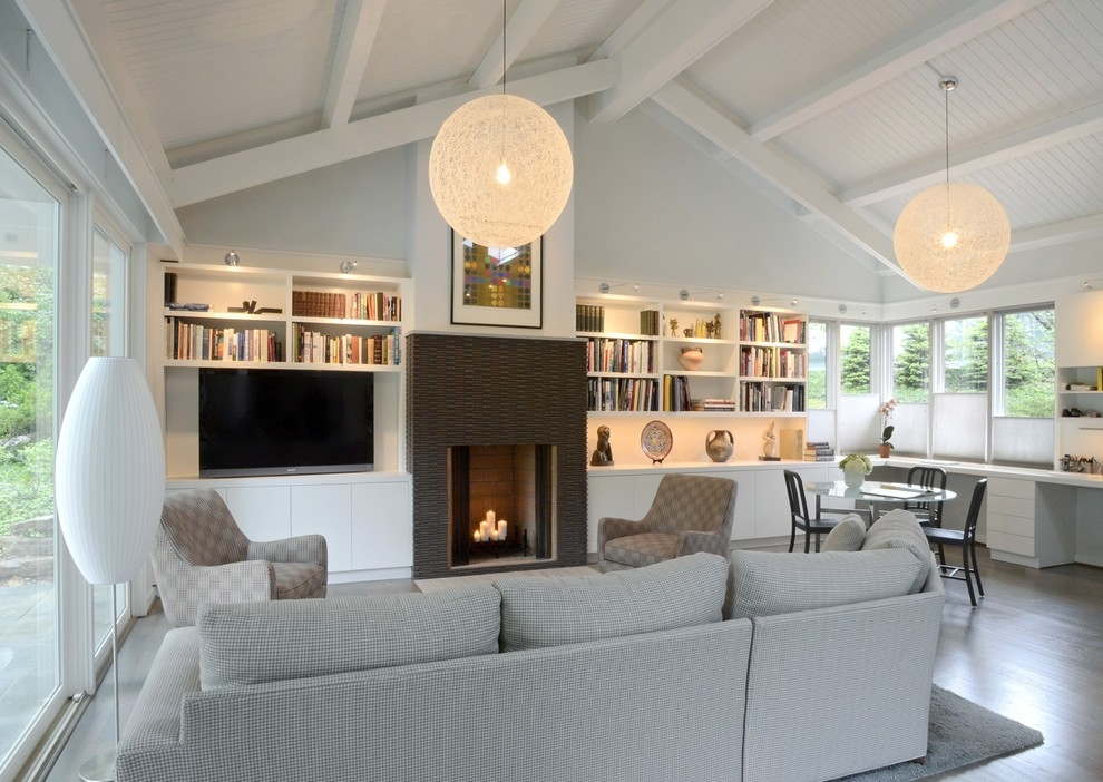 Amazing Deluxe Vaulted Ceiling Pendant Lights For Fluorescent Light Diffuser Ideas (Image 1 of 25)
