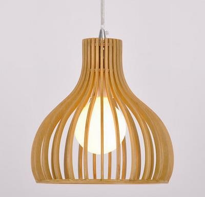 Amazing Deluxe Wooden Pendant Lights For Sale Throughout Aliexpress Buy 2016 Hot Sell Indoor Decorative Wood Pendant (View 9 of 25)
