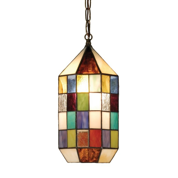 Amazing Famous Stained Glass Mini Pendant Lights Pertaining To 13 Best Tiffany Lamps Images On Pinterest (Image 1 of 25)