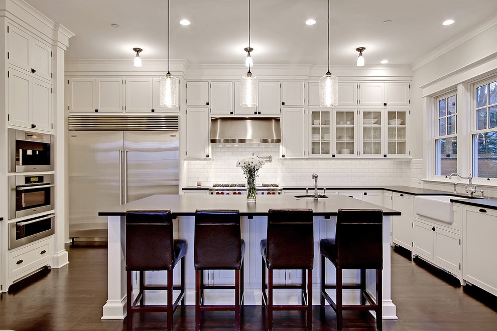 Amazing Famous Stainless Steel Pendant Lights For Kitchen Pertaining To Kitchen Pendant Light Home Design And Decorating (Image 2 of 25)