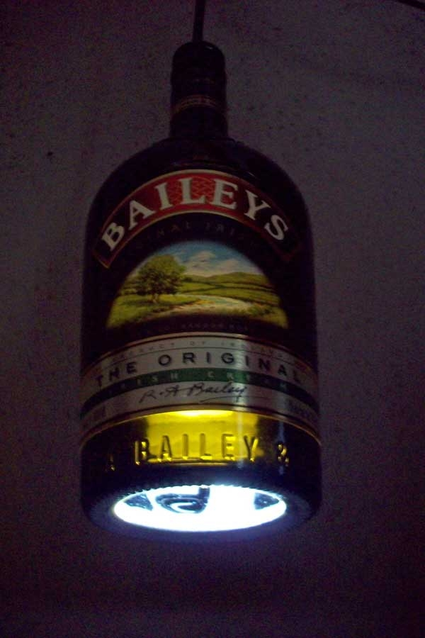 Amazing High Quality Liquor Bottle Pendant Lights For How To Make A Recycled Bottle Pendant Light How To Make A Bottle (View 19 of 25)