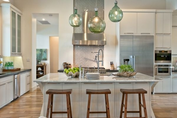 Amazing New Short Pendant Lights Pertaining To Short Hairstyles Great Pendant Lights For Kitchen Islands Modern (Image 4 of 25)