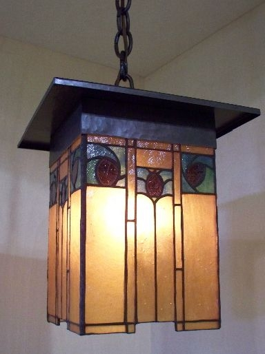 Amazing Popular Arts And Crafts Pendant Lighting Regarding Best 25 Craftsman Pendant Lighting Ideas On Pinterest Craftsman (Image 2 of 25)