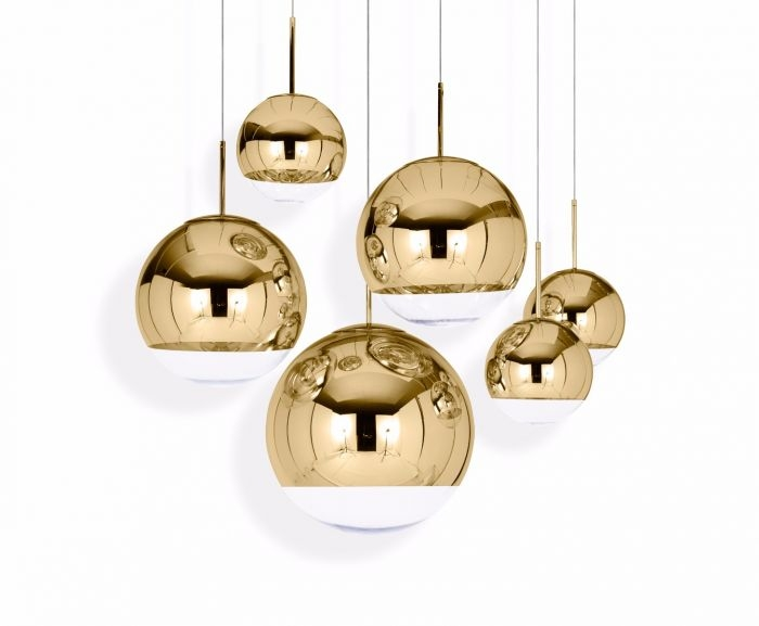 Amazing Popular Disco Ball Pendant Lights For Mirror Ball Gold 25 Pendant Pendant Lights Tom Dixon (Image 1 of 25)