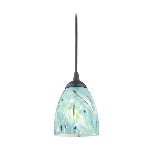 Amazing Popular Murano Glass Mini Pendant Lights In Art Glass Mini Pendant Lights Destination Lighting (Image 3 of 25)