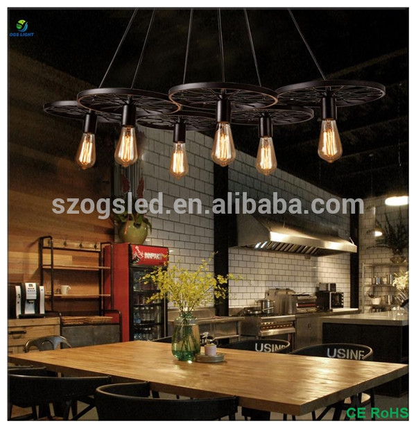 Amazing Premium Bare Bulb Filament Triple Pendants Throughout Bare Bulb Filament Pendant Lamp Bare Bulb Filament Pendant Lamp (Image 2 of 25)