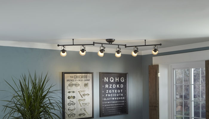 Amazing Premium Corded Track Lighting Intended For Install Track Lighting (Image 1 of 25)
