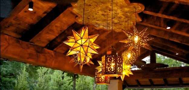 Amazing Premium Mexican Pendant Lights With Regard To Outdoor Lanterns Backyard Lighting Asia Americana Bombay Outdoors (Image 2 of 25)