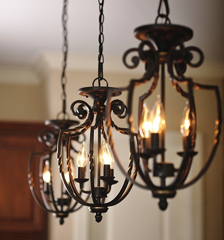 Featured Image of Wrought Iron Pendant Lights