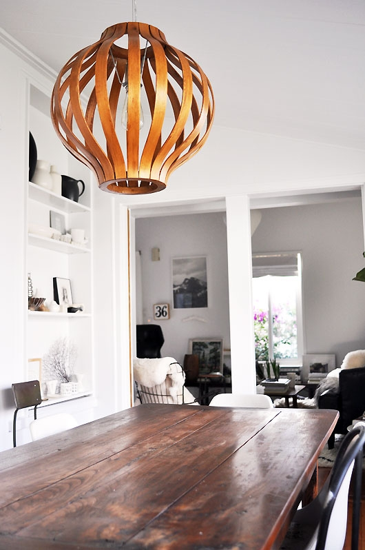 Amazing Series Of Bent Wood Pendant Lights Inside Guess Whos Coming To Dinner Sfgirlbay (View 13 of 25)
