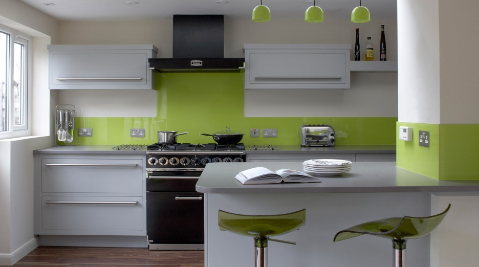 Amazing Series Of Green Kitchen Pendant Lights Pertaining To Kitchen Wonderful Green Kitchen Cabinets Home Depot With Green (Image 2 of 25)