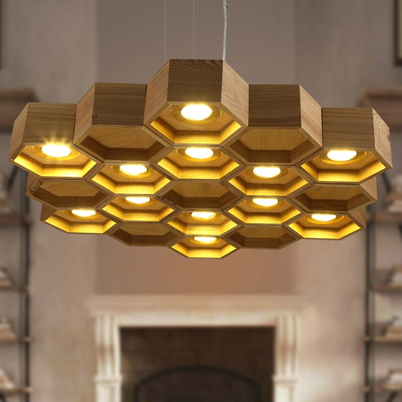 Amazing Series Of Honeycomb Pendant Lights For Online Get Cheap Honeycomb Lamp Aliexpress Alibaba Group (Image 2 of 25)