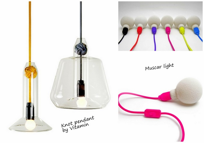 Amazing Variety Of Bare Bulb Filament Pendants Throughout Exposed Bulb Lighting In Interiors Design Lovers Blog (View 21 of 25)