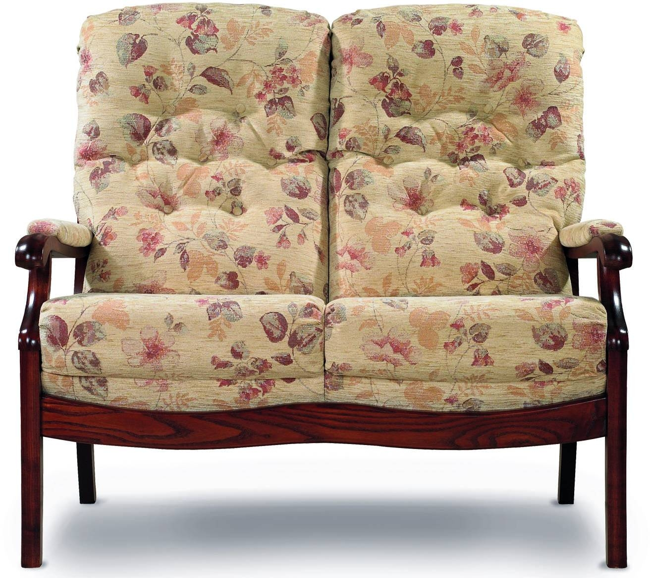 Amazing Wellknown Cintique Winchester Chairs Throughout Cintique Winchester Petite 2 Seater Sofa In Kent (View 15 of 15)