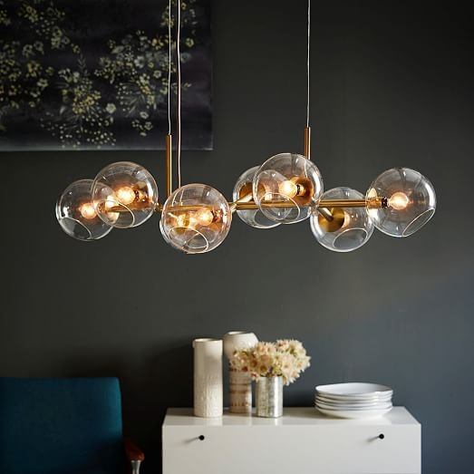 Amazing Well Known Glass 8 Light Pendants With Regard To Fabulous 8 Light Pendant Chandelier Paxton Glass 8 Light Pendant (Image 2 of 25)