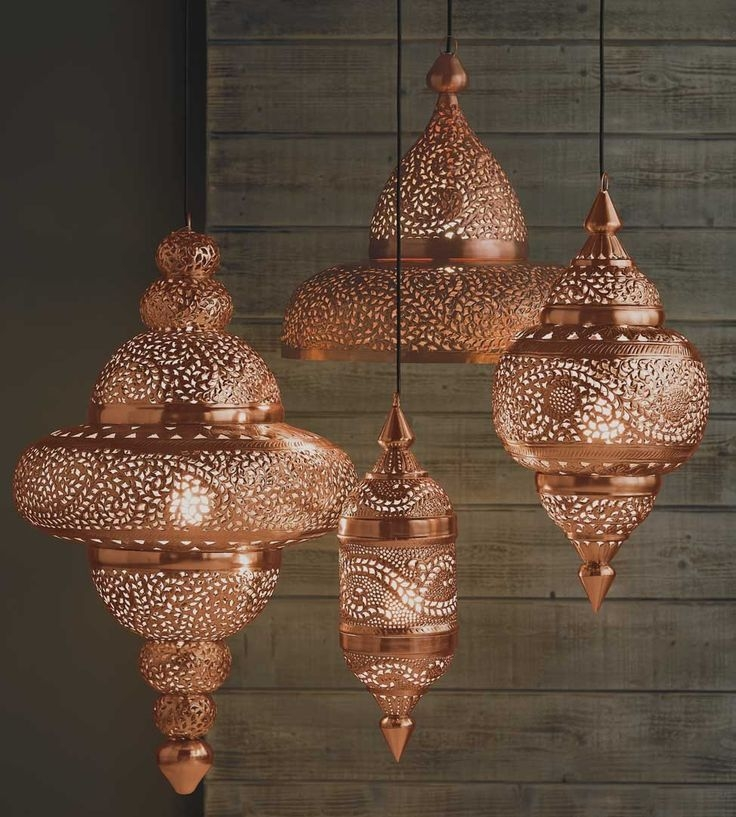 Amazing Well Known Moroccan Punched Metal Pendant Lights With Regard To Best 20 Moroccan Lighting Ideas On Pinterest Moroccan Lamp (View 7 of 25)