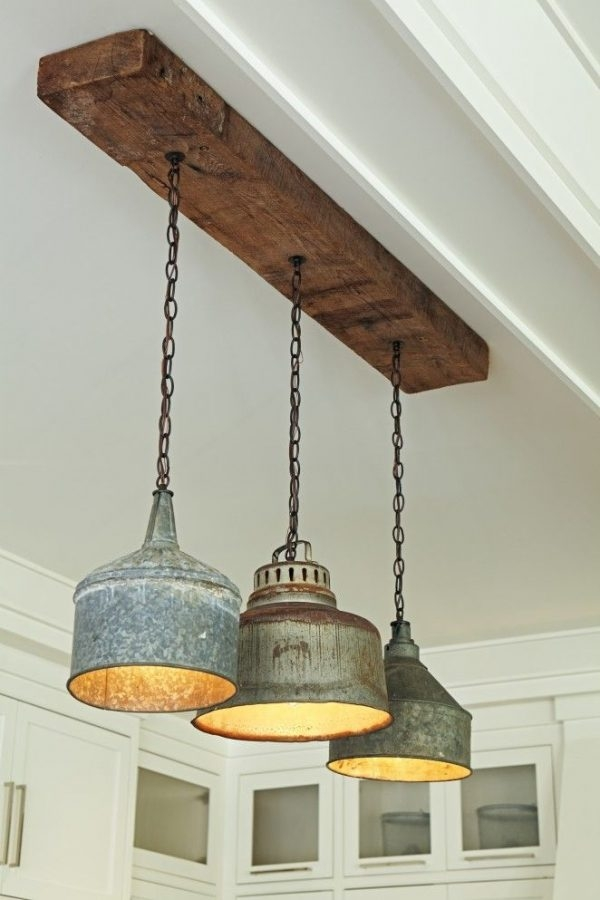 Featured Image of Reclaimed Pendant Lighting