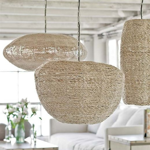 Amazing Wellliked Beachy Pendant Lights Intended For 25 Best Beach Style Pendant Lighting Ideas On Pinterest Coastal (Image 2 of 25)