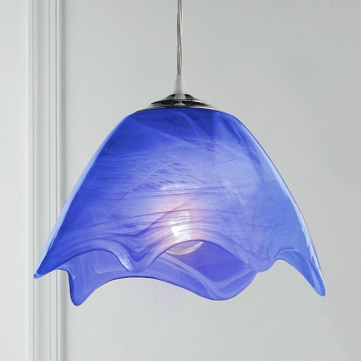 Amazing Wellliked Blue Pendant Light Fixtures Regarding 20 Best Lighting Blue Pendant Images On Pinterest (Image 2 of 25)