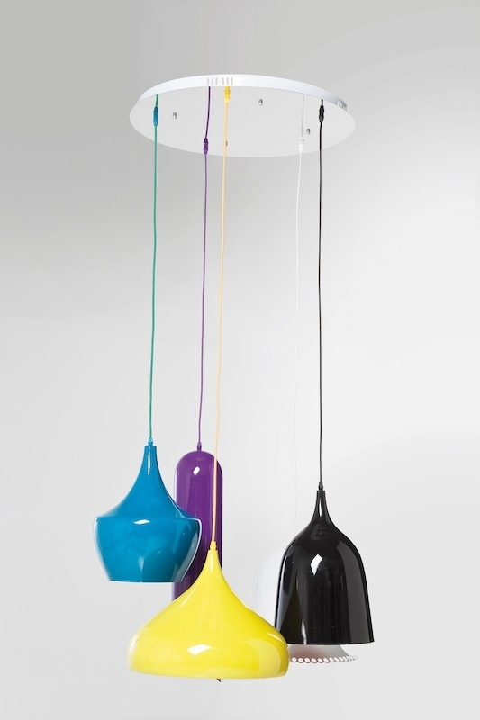 Amazing Wellliked Multi Coloured Pendant Lights Intended For 11 Best Images On Pinterest (Image 3 of 25)