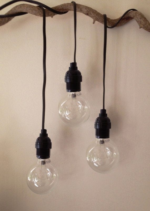 Amazing Widely Used Plug In Hanging Pendant Lights Intended For Best 25 Plug In Pendant Light Ideas On Pinterest Edison (Image 6 of 25)