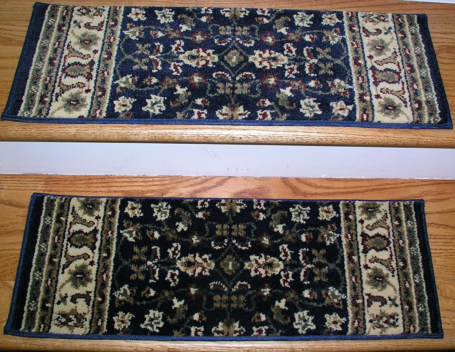 Amazon 148712 Rug Depot Premium Carpet Stair Runner Treads Within Oriental Rug Stair Treads (Image 2 of 15)