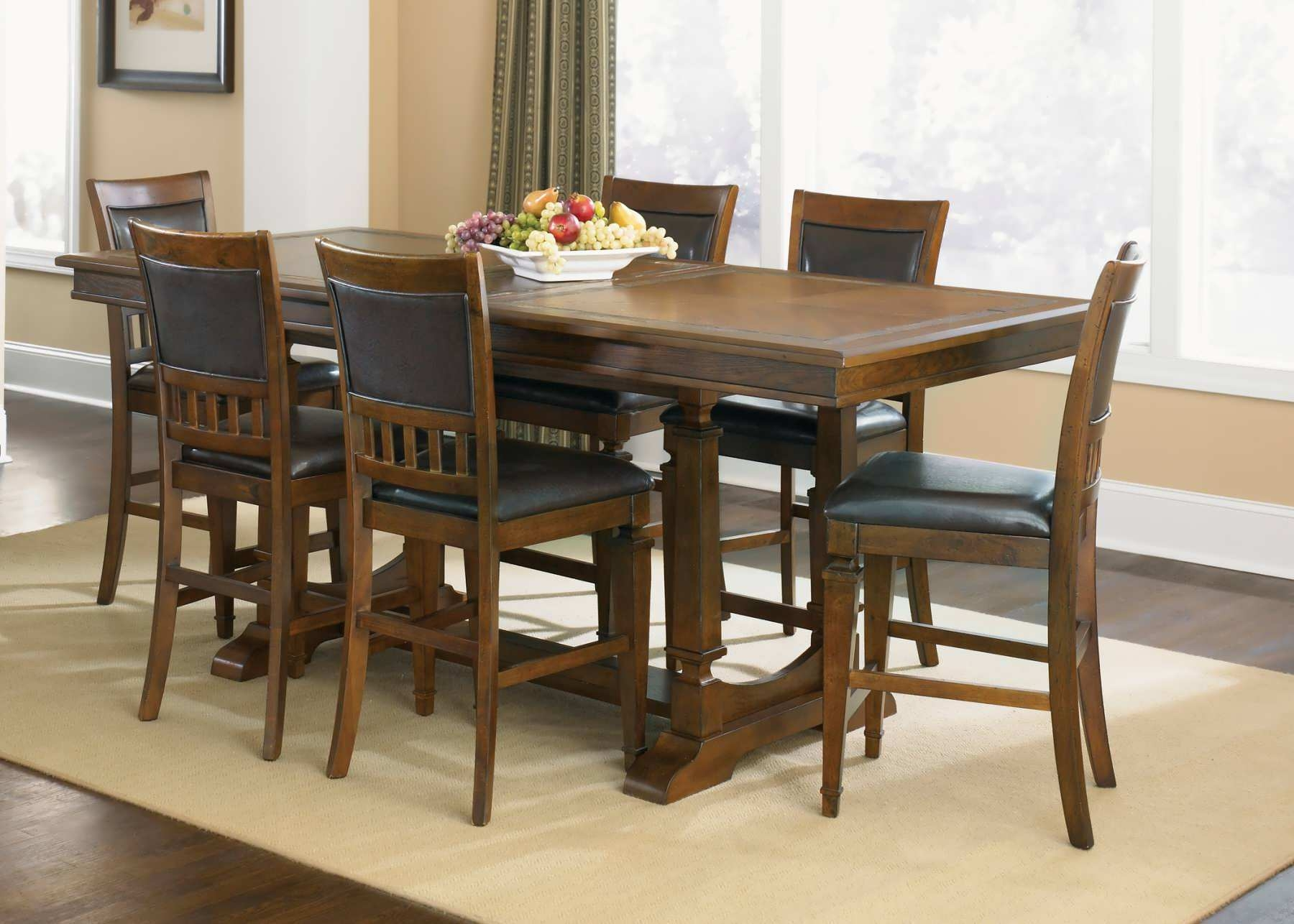 Amazon Dining Room Table And Chairs Grotly Within Dining Table With Sofa Chairs (Image 2 of 15)