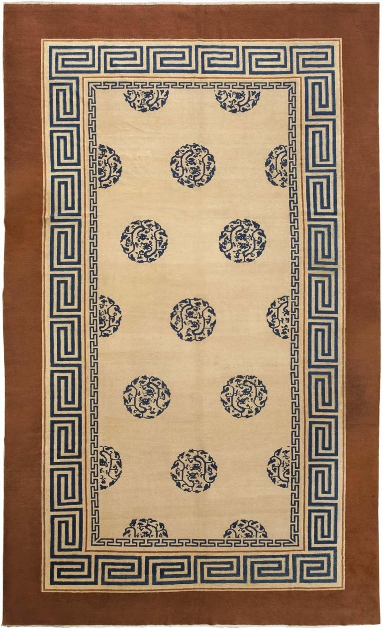 Antique Chinese Rug At 1stdibs In Chinese Rugs (Image 4 of 15)