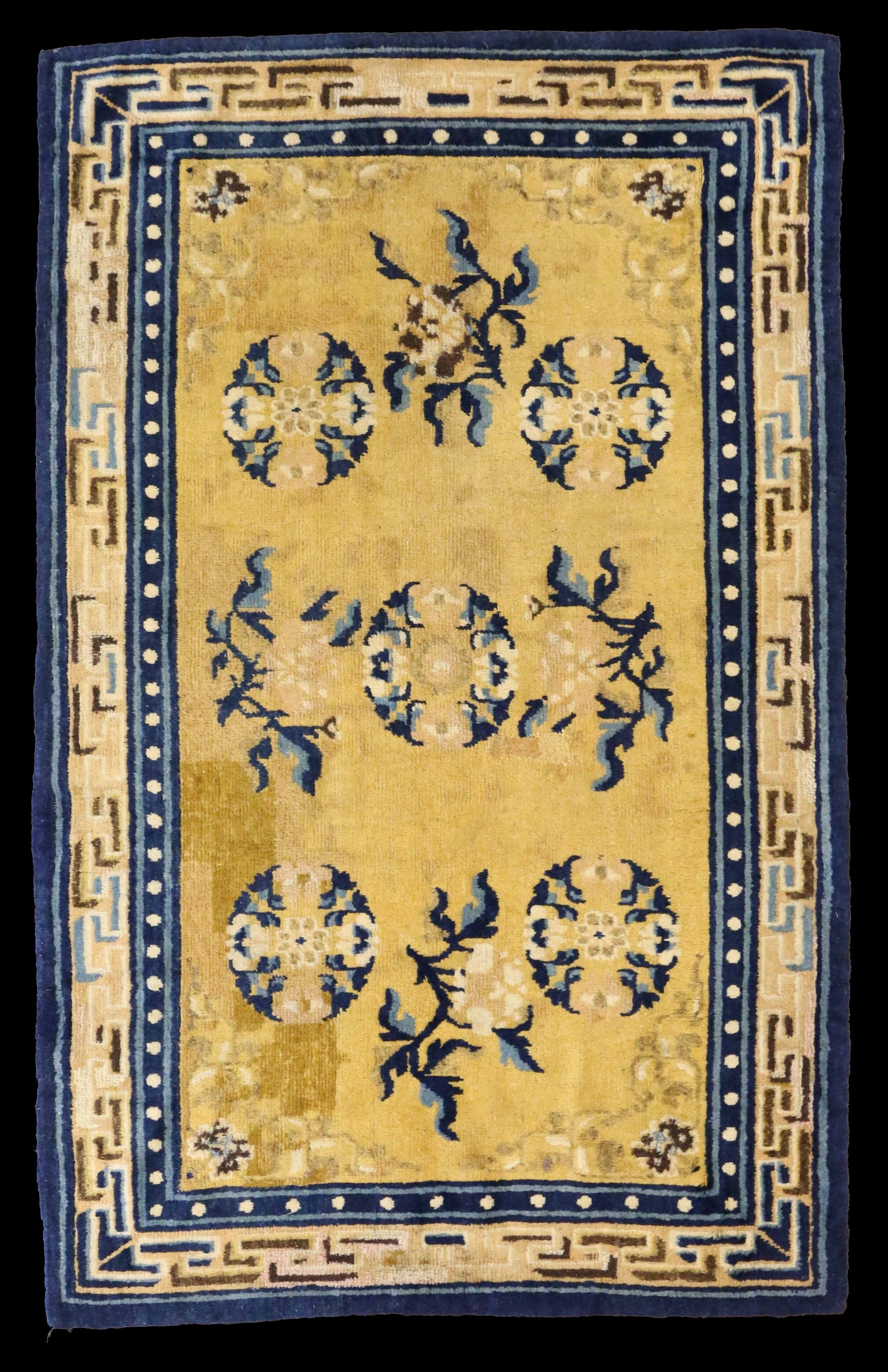 Antique Chinese Rugs The Uks Premier Antiques Portal Online Throughout Chinese Rugs (Image 7 of 15)