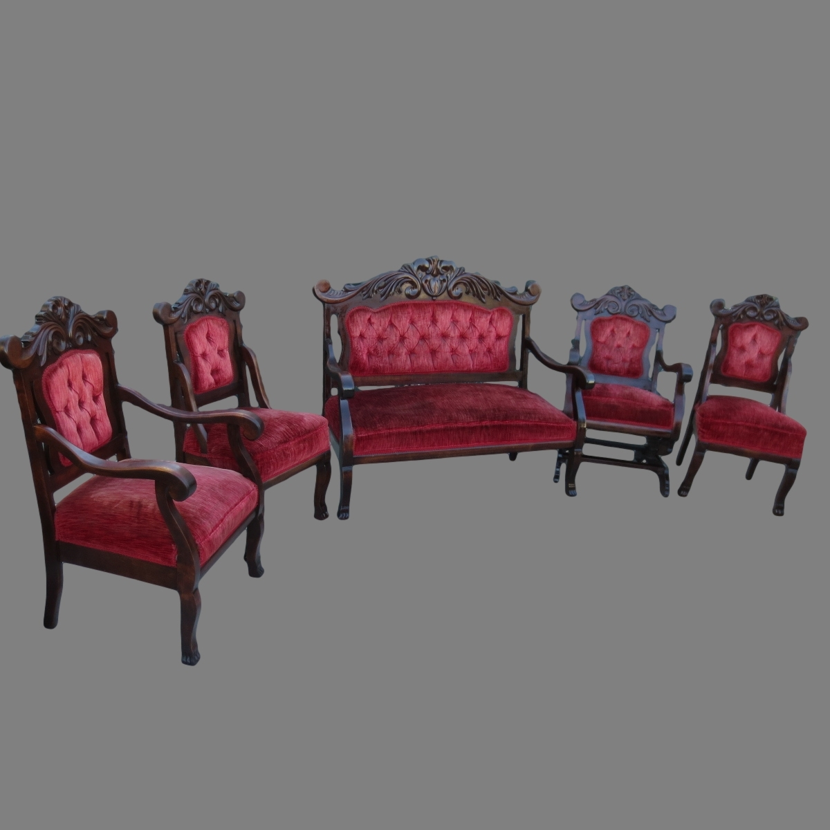 Antique Furniture Antique Sofas Antique Couches Antique Living With Regard To Antique Sofa Chairs (Image 5 of 15)