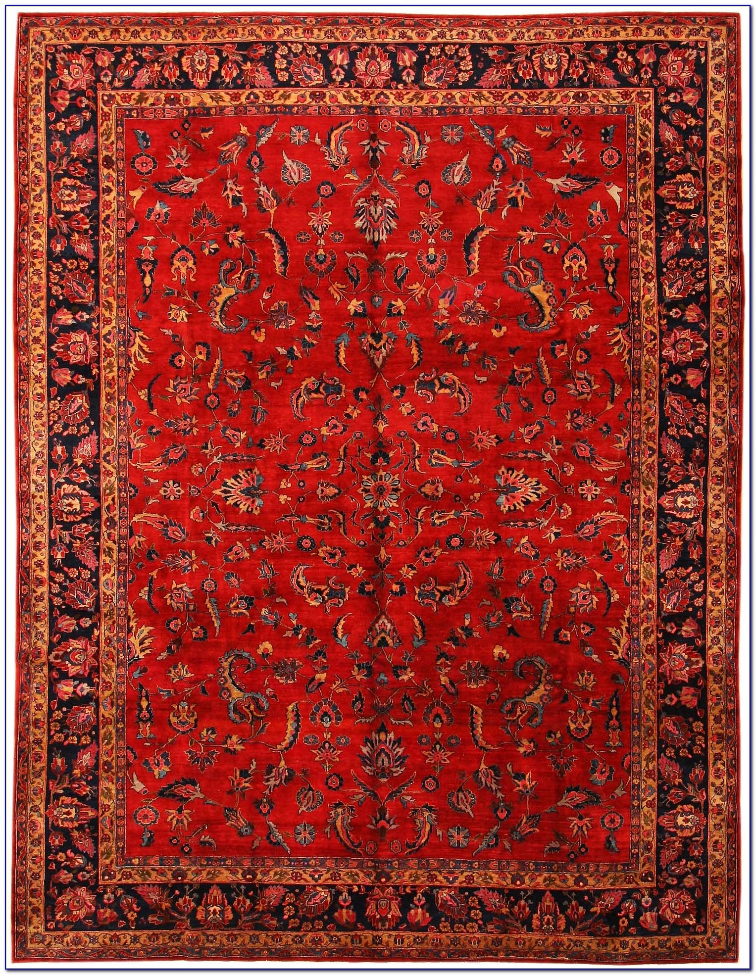 Antique Persian Rug Runners Rugs Home Design Ideas With Persian Carpet Runners (View 9 of 15)