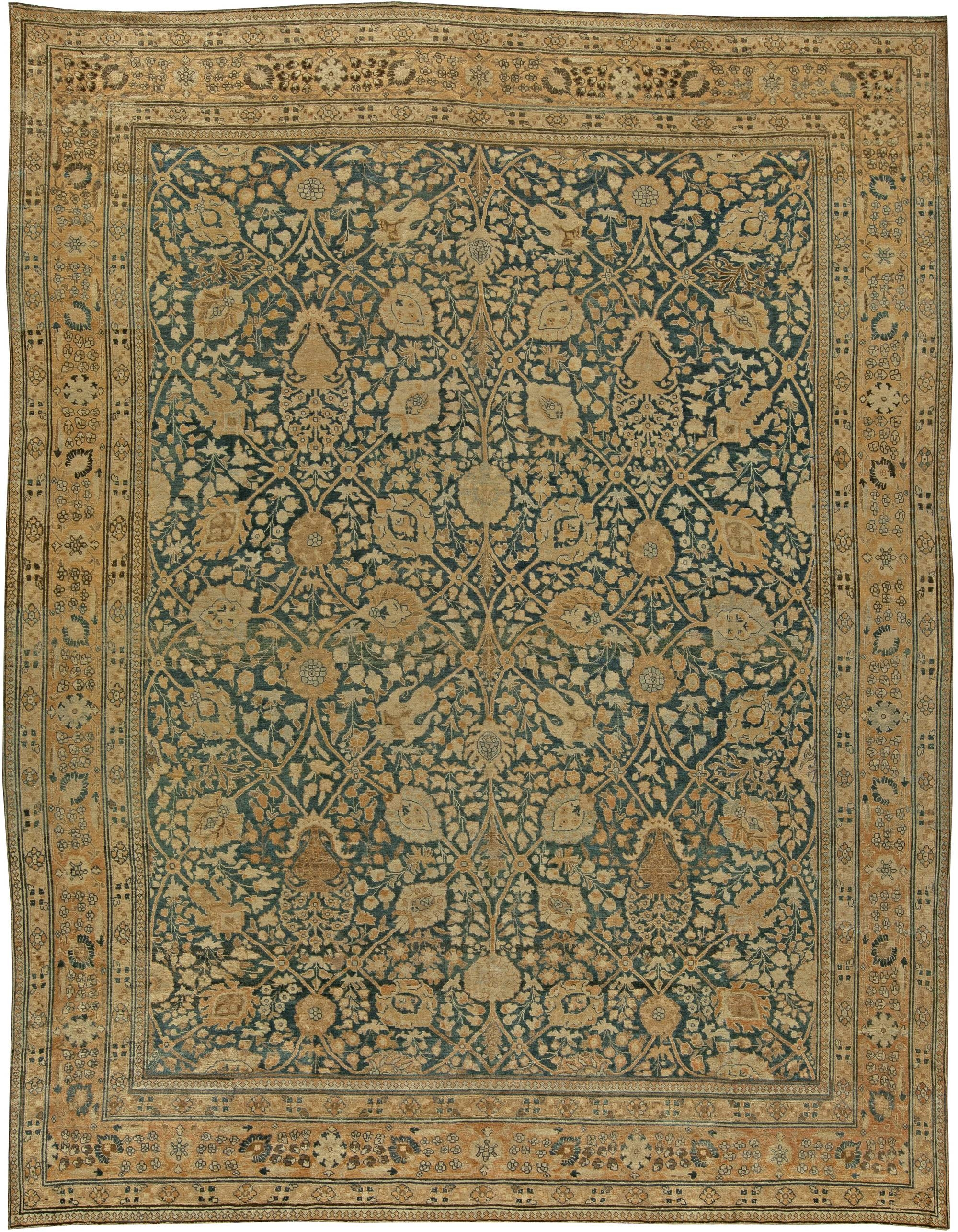 Antique Persian Rugs And Antique Oriental Rugs Regarding Oriental Persian Rugs (View 12 of 15)