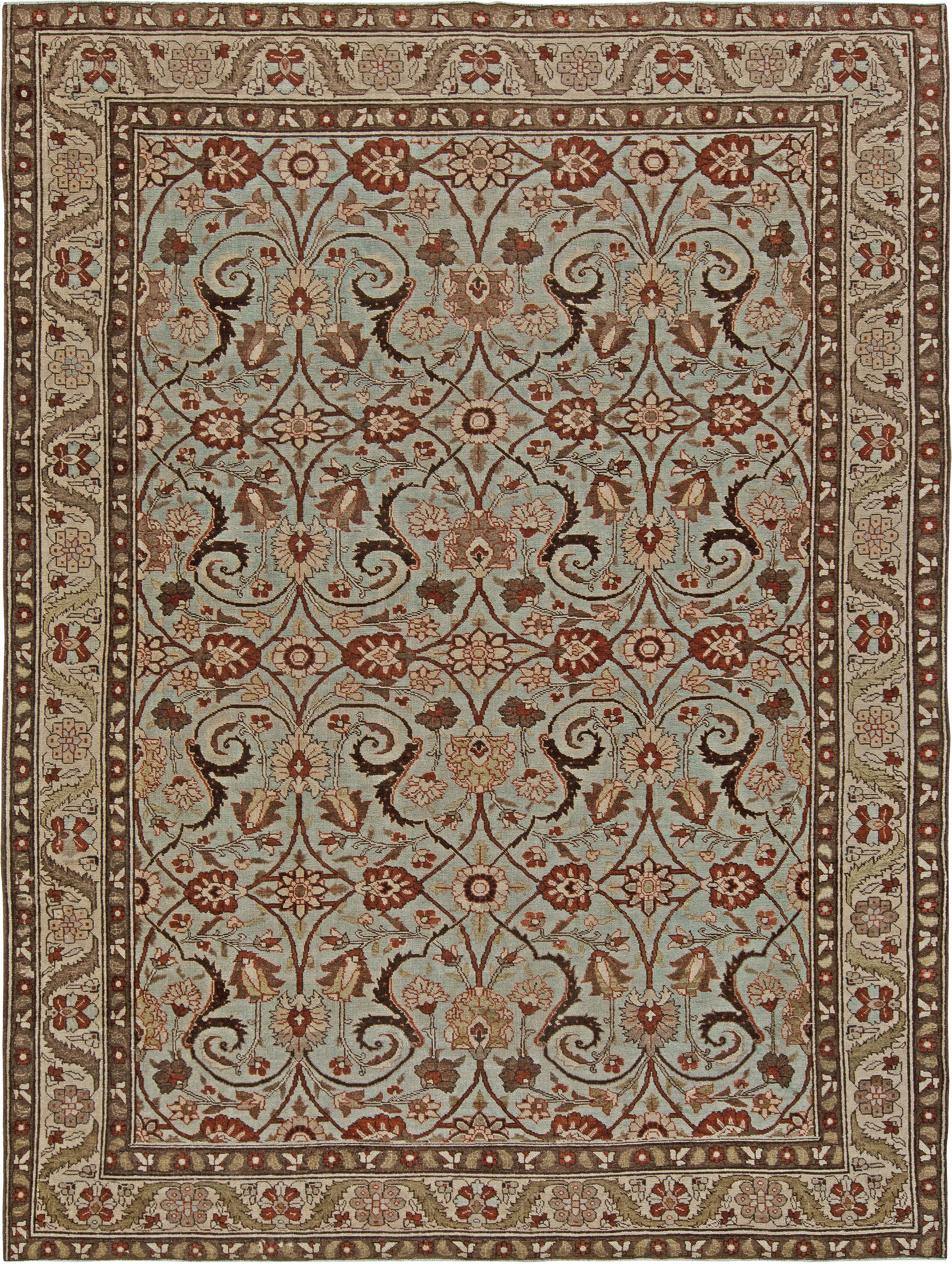 Antique Persian Rugs And Antique Oriental Rugs With Regard To Persian Rugs (Image 3 of 15)