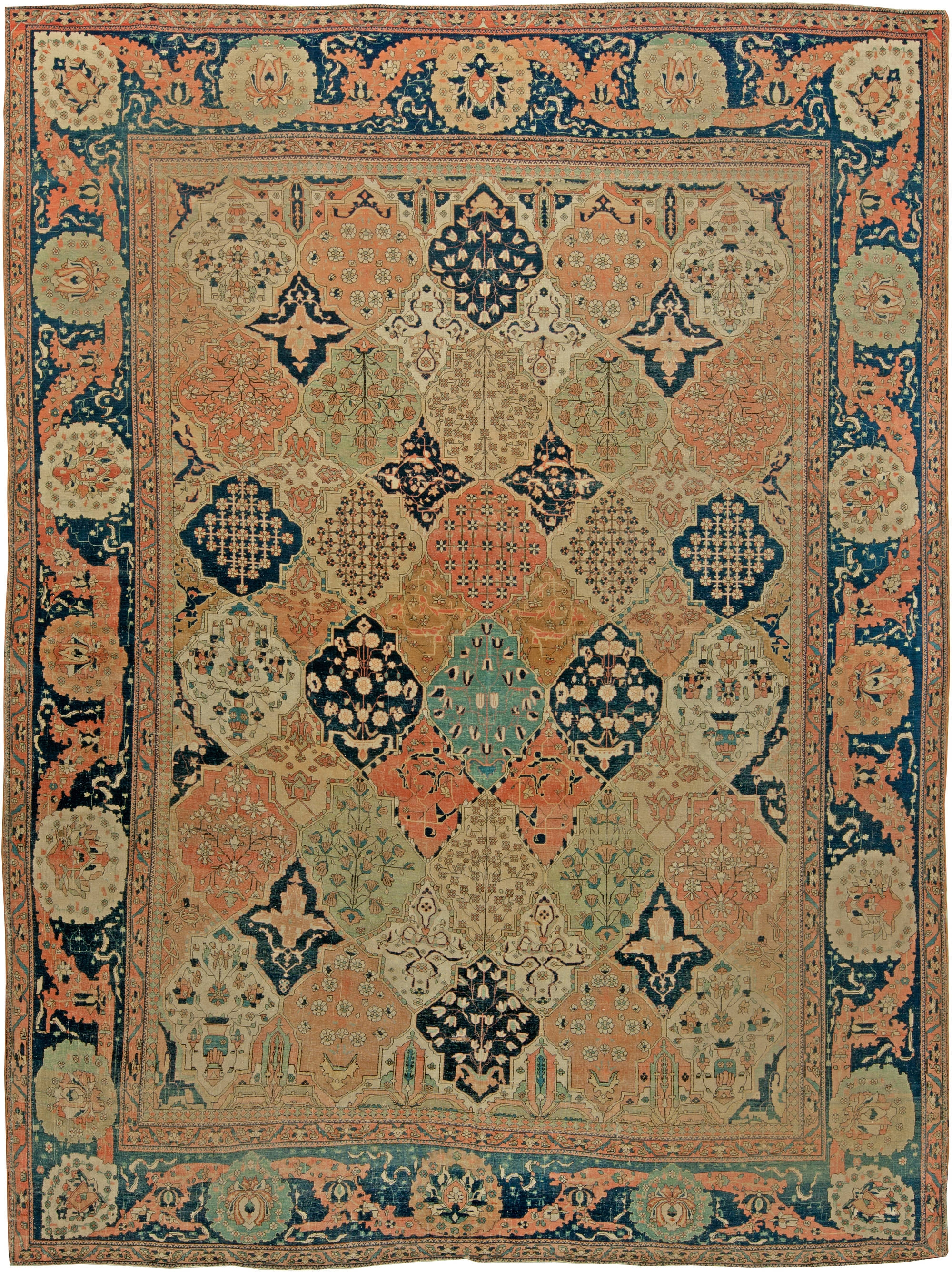 Antique Rugs From Doris Leslie Blau New York Antique Carpets Intended For Carpet Rugs (Image 5 of 15)