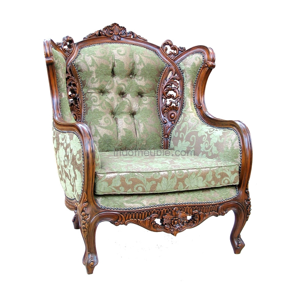 Antique Sofa Best Home Decorating Ideas Dhometrendsrowald Throughout Antique Sofa Chairs (Image 7 of 15)