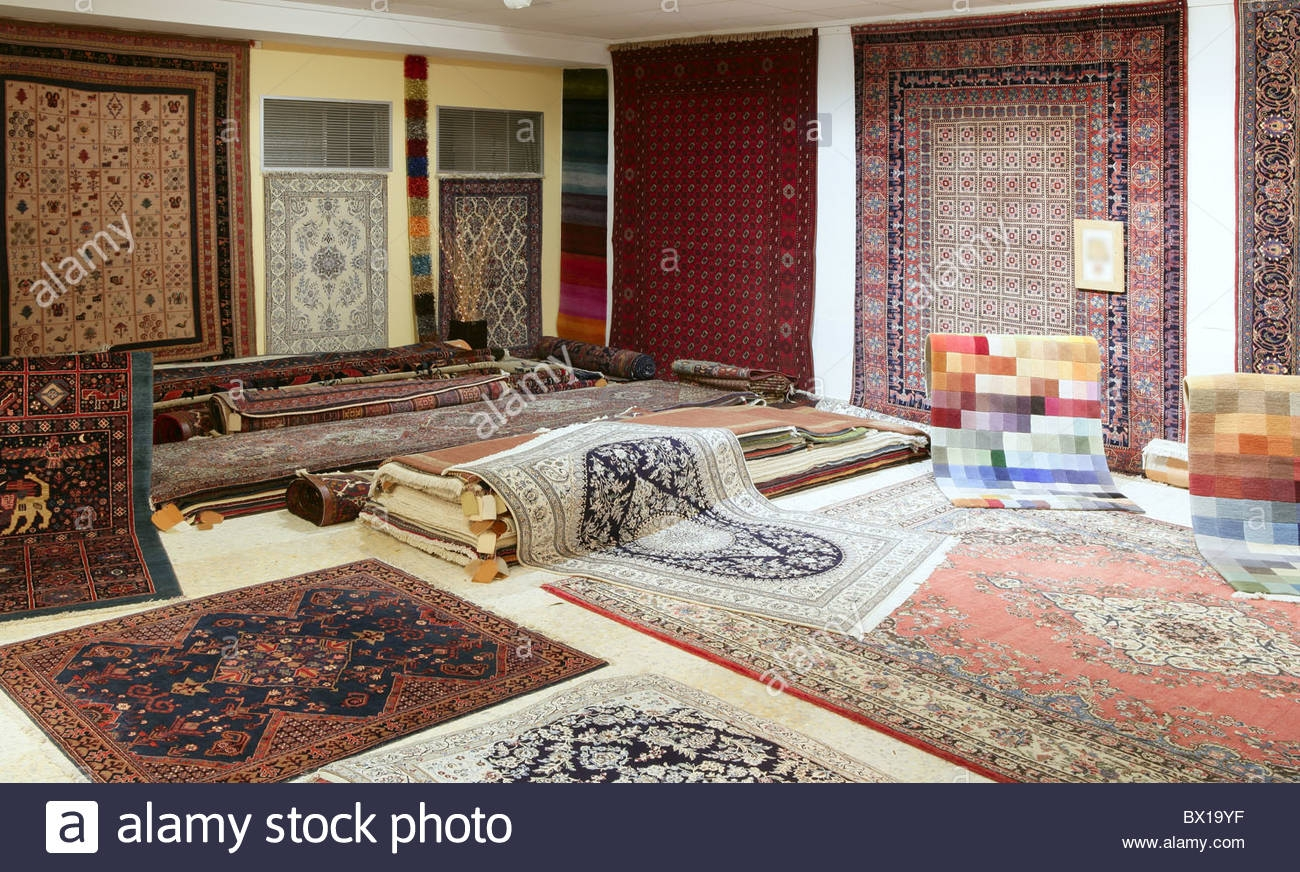 Arabic Carpet Shop Exhibition Colorful Carpets Exposition Room Regarding Arabic Carpets (Image 3 of 15)