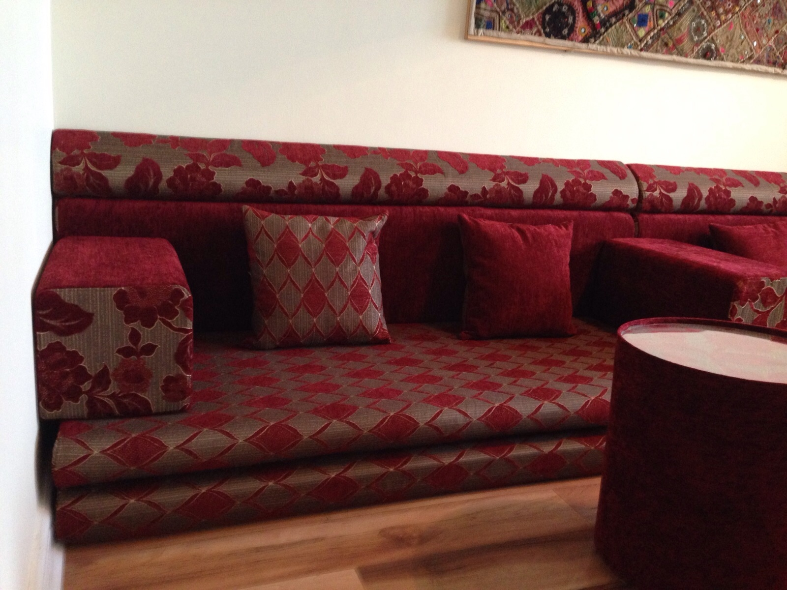 15 Photos Moroccan Floor Seating Cushions Sofa Ideas