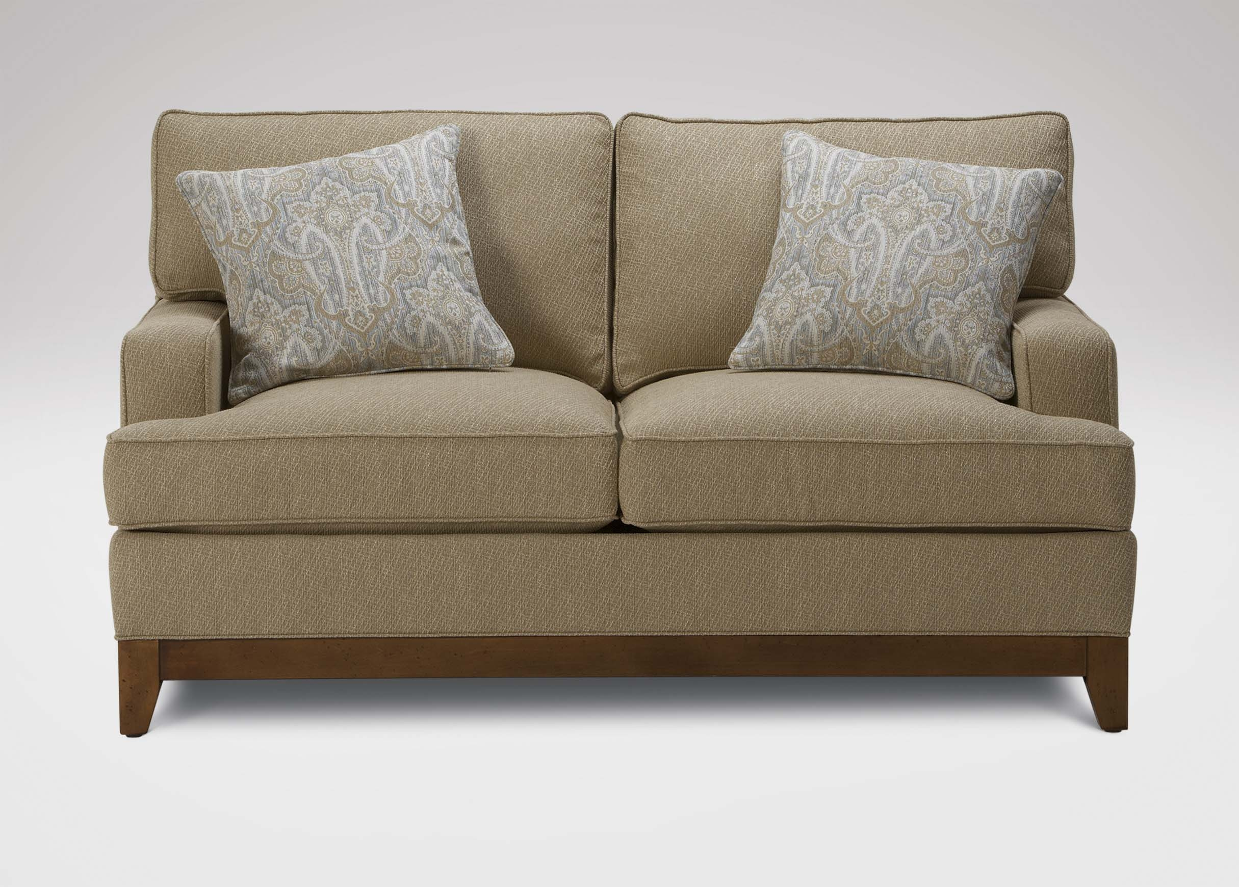 Arcata Sofa Sofas Loveseats Pertaining To Ethan Allen Sofas And Chairs (Image 1 of 15)
