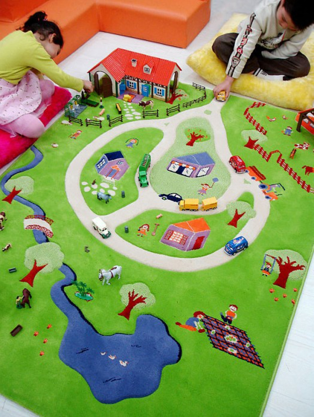 Area Rugs Cheap Kids Rugs 2017 Design Ideas Girls Rugs Intended For Cheap Kids Floor Rugs (Image 2 of 15)