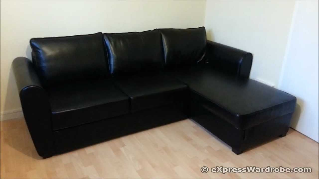 Argos Snuggle Chair Excellent Aston Black Leather Left Hand Intended For Snuggle Sofas (Image 1 of 15)