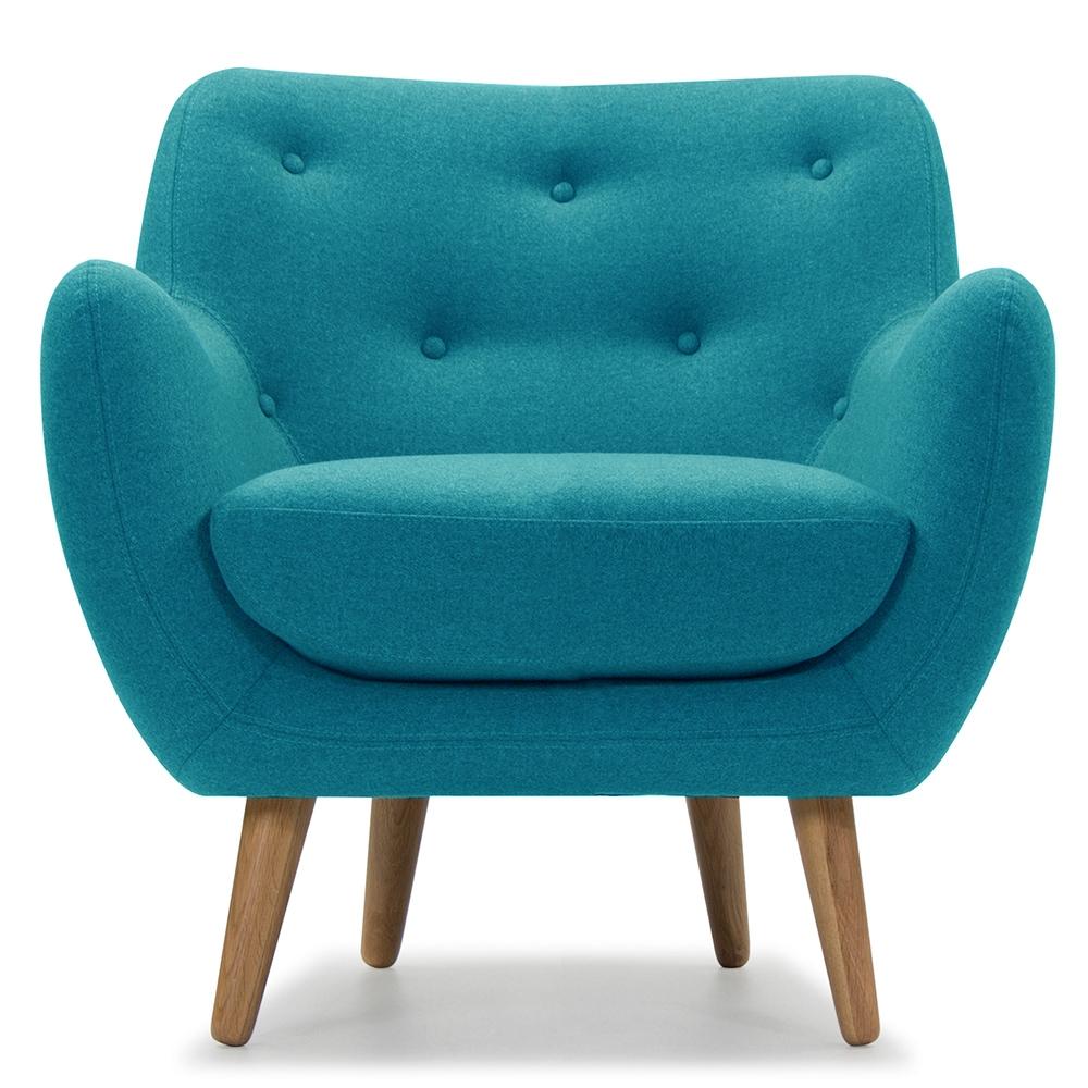 Armchair Recherche Google Fauteuil Sofa Pinterest Inside Fabric Armchairs (Image 3 of 15)