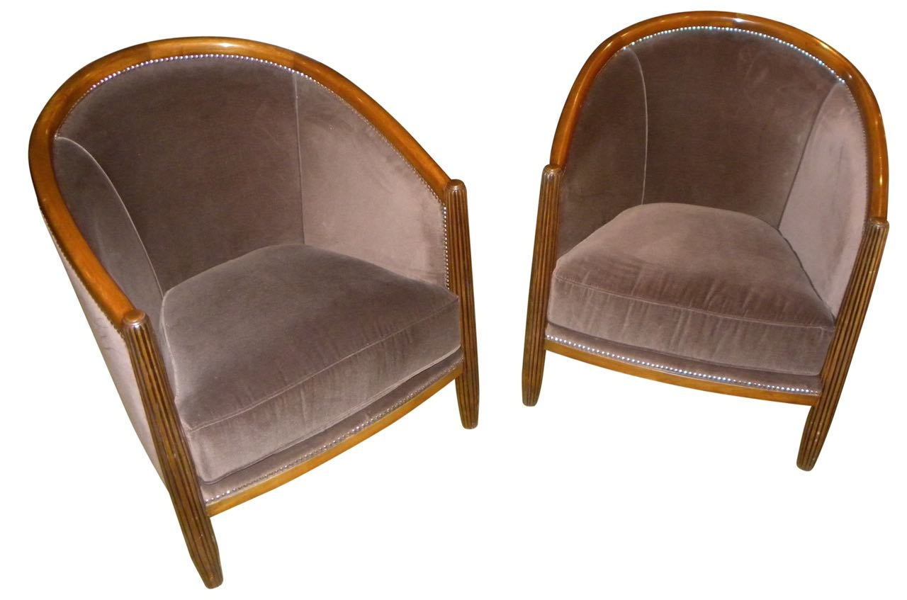 Art Deco Furniture For Sale Seating Items Art Deco Collection For Art Deco Sofa And Chairs (Image 2 of 15)