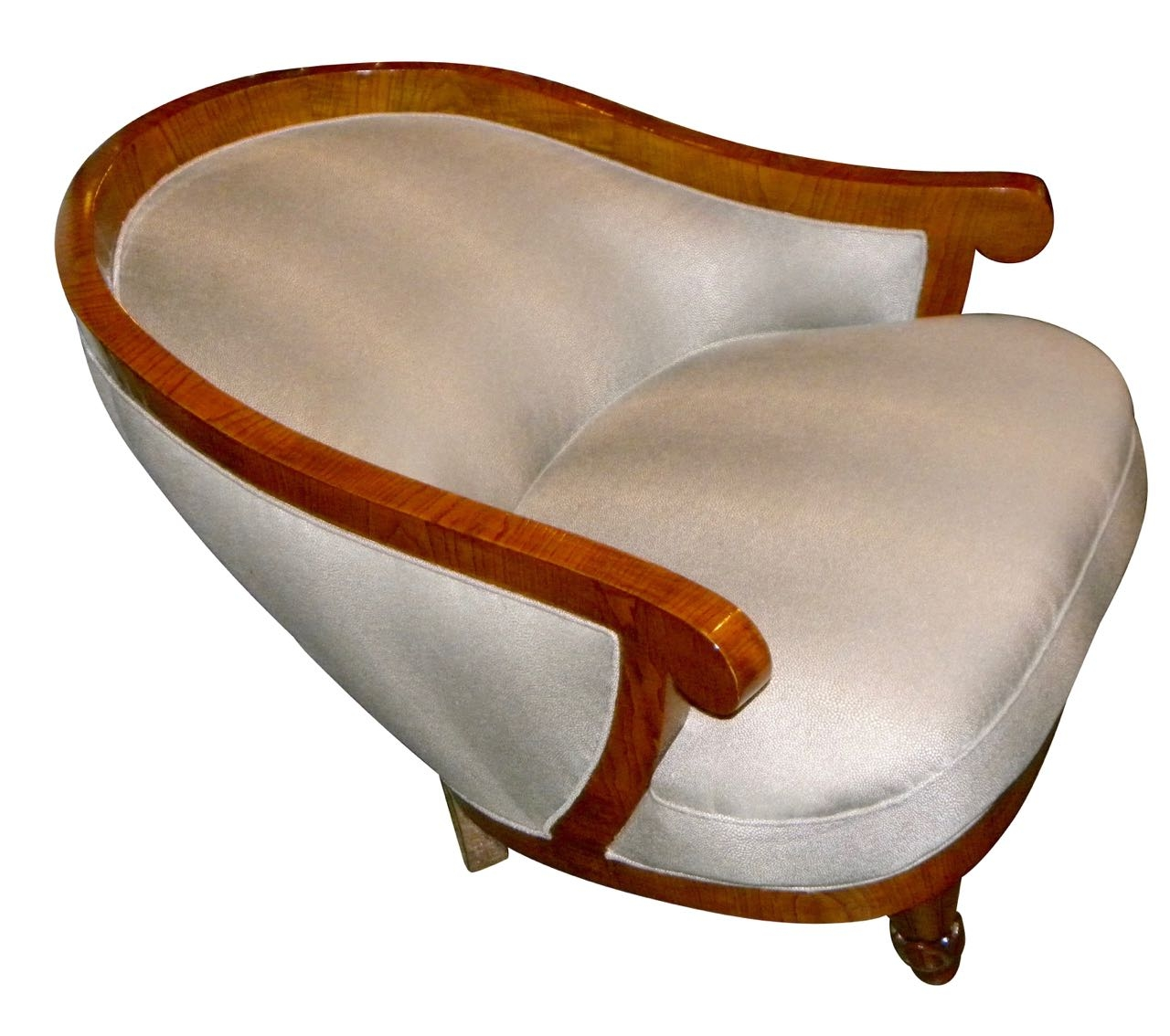 Art Deco Furniture Sold Seating Items Art Deco Collection Regarding Art Deco Sofa And Chairs (Image 6 of 15)