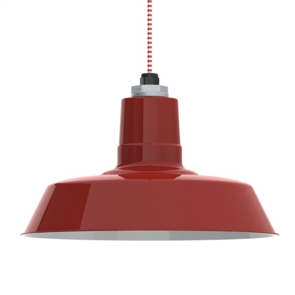 Awesome Best Barn Pendant Lights Intended For Original Warehouse Pendant Light Barn Light Electric (Image 1 of 25)