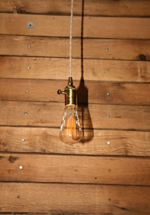 Awesome Best Industrial Bare Bulb Pendant Lights Within Bare Bulb Minimalist Pendant Light Bare Bulb Pendant Vintage (Image 4 of 25)