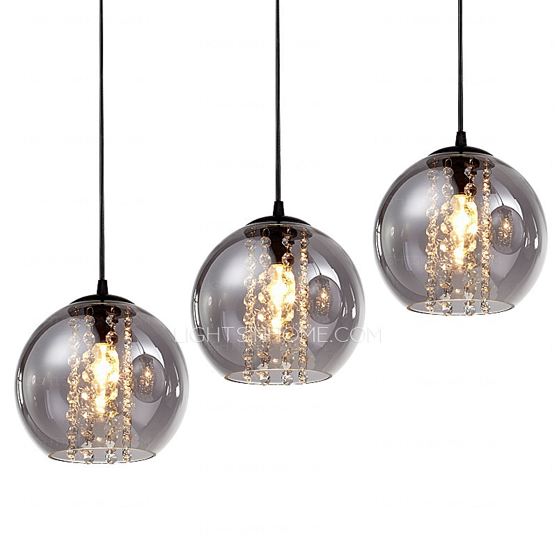 Awesome Brand New Glass Shades For Pendant Lights With Regard To Cheap Pendant Lights Glass Pendant Lights (Image 3 of 25)